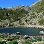 Le lac Noir d'Ilhéou - Vallée de Cauterets - Cambasque