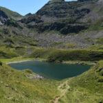 Le lac Vert – Hautes-Pyrénées – Vallée de Campan
