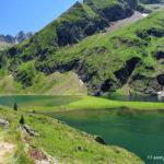 Le lac Vert - Haute-Garonne - Vallée du Lis