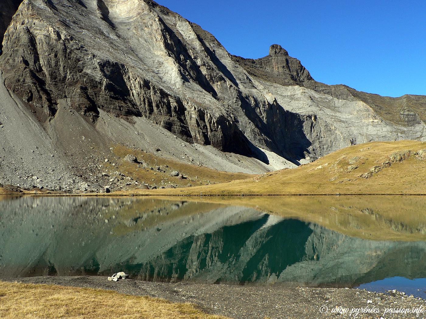 Les lacs de Barroude