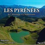 Les Pyrénées: De l'Atlantique à la Méditerranée