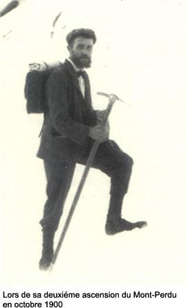 Louis Robach en 1900