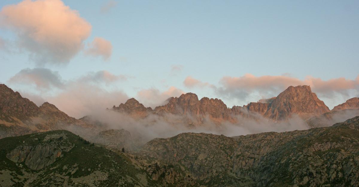 Le Néouvielle 3091 mètres