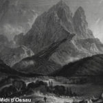 La deuxième ascension du Pic du Midi d'Ossau par Armand d'Angosse