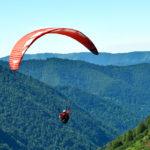 Le parapente dans les Pyrénées