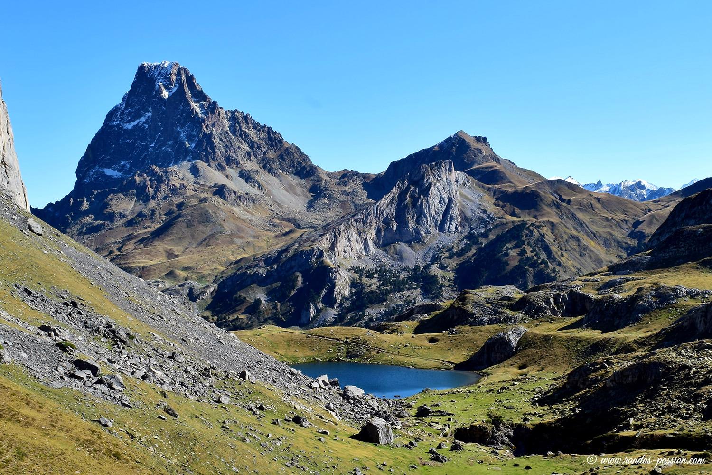 Le lac Casterau - Pyrénées-Atlantiques