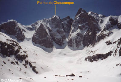 La Pointe de Chausenque
