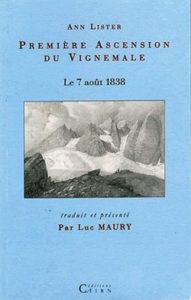 Ann Lister - Première Ascension Du Vignemale