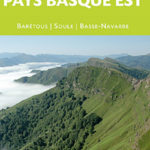 Carte de randonnées Pyrénées transfrontalières 02 au 1/50 000 Pays Basque Est
