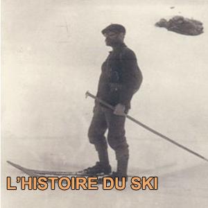Les pionniers du ski