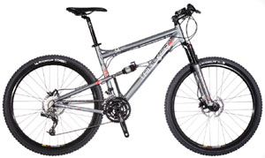 VTT: Qbikes Tracker M Two 2007