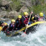 Réserver votre activité rafting dans les Pyrénées