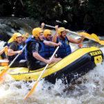 Le rafting dans les Pyrénées