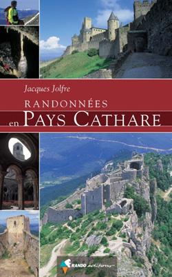 Randonnées en Pays cathare de Jacques Jolfre