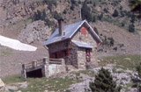 Le refuge d'Armeña