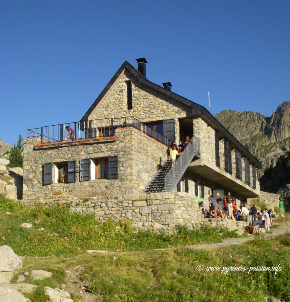 Le refuge d'Amitges - Encantats - Catalogne