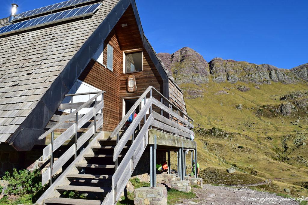 Le refuge d'Ayous dans les Pyrénées-Atlantiques