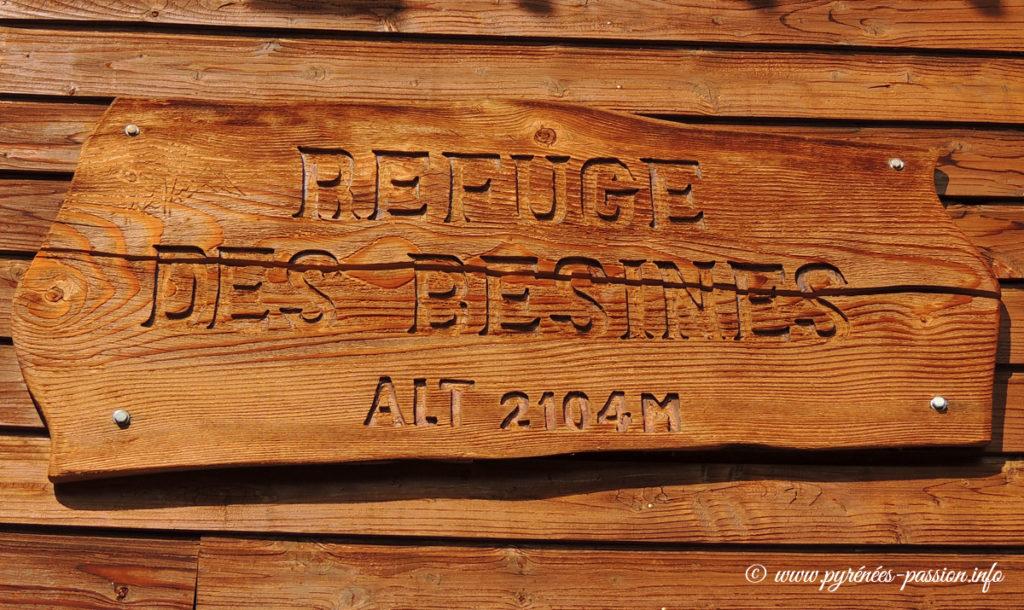 Le refuge des Bésines