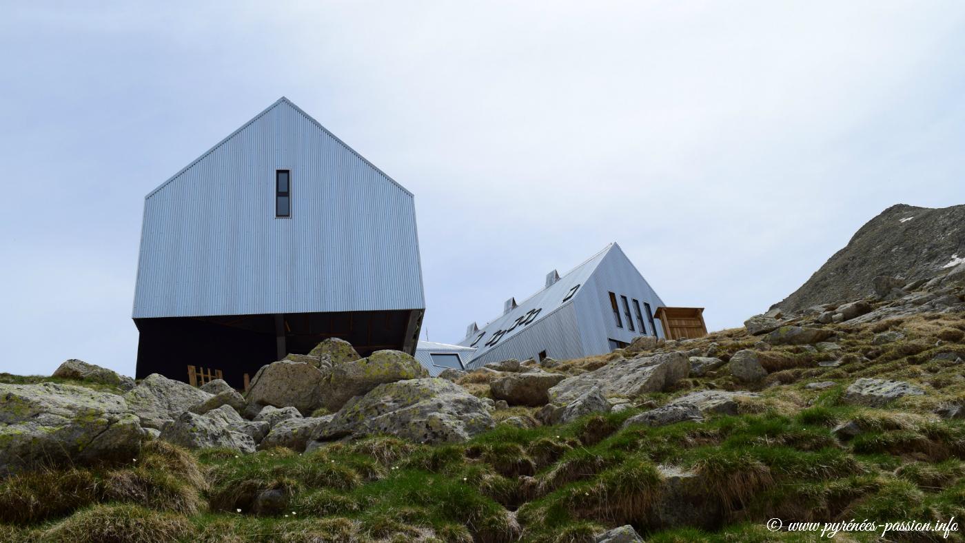 Le refuge de Cap de Llauset