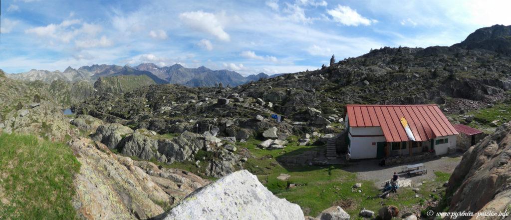 Le refuge de Certascan