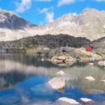 Le refuge de Colomina – Catalogne, massif des Encantats