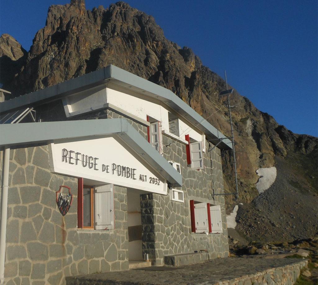 Le refuge de Pombie
