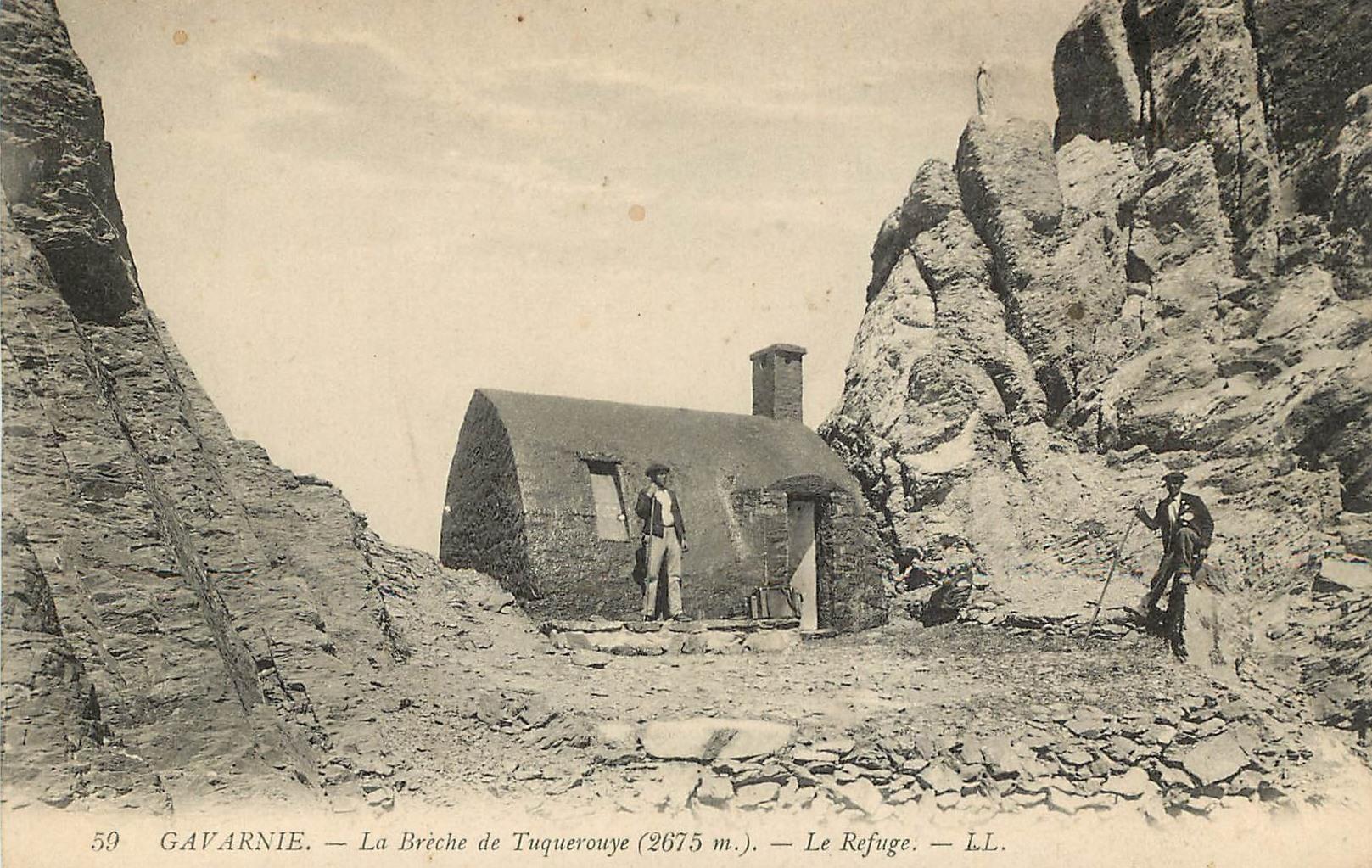 Le refuge de Tuquerouye