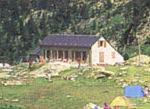 Le refuge d'Estom - Hautes-Pyrénées