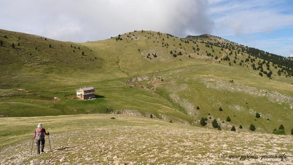 Refuge de la Serra d' Ensija