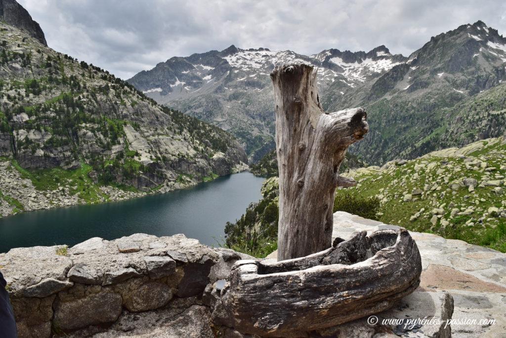 Le refuge Ventosa i Calvell Catalogne Massif des Encantats