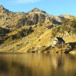 Le refuge de Colomers – Catalogne, massif des Encantats