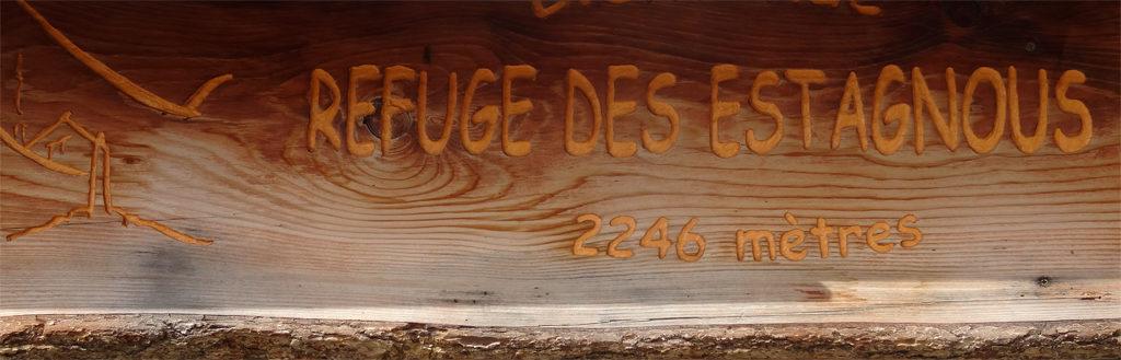 Le refuge des Estagnous - Mont Valier