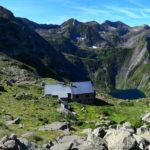 Le refuge des Estagnous - Mont Valier - Ariège