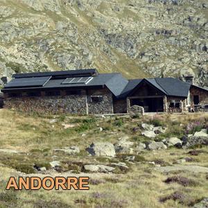 Les refuges en Andorre
