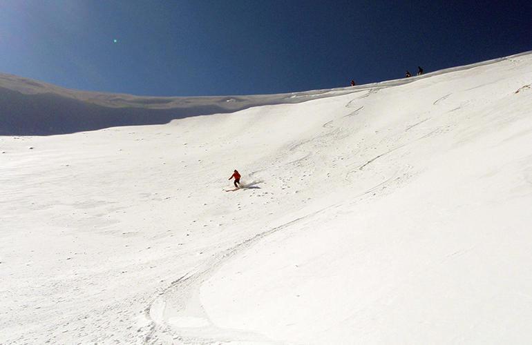 Perfectionnement au ski de randonnée dans les Pyrénées Ariègeoises