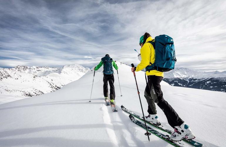 Ski de randonnée à Saint-Lary Soulan