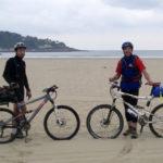 La traversée des Pyrénées en VTT – Étape 1: Hendaye – Urdax