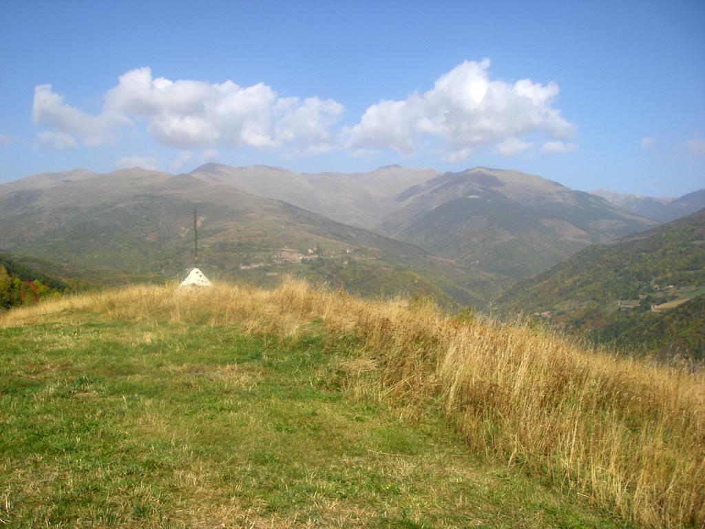 La traversée des Pyrénées en VTT Etape 14