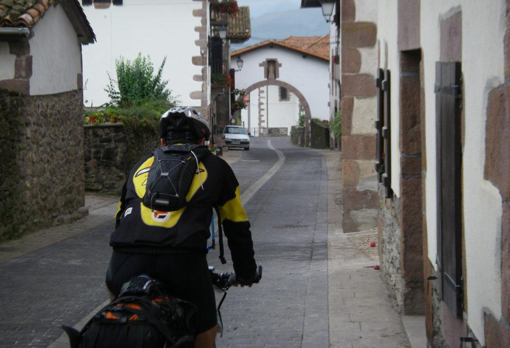 La traversée des Pyrénées en VTT Etape 2: Urdax – Fabrica de Orbaitzeta