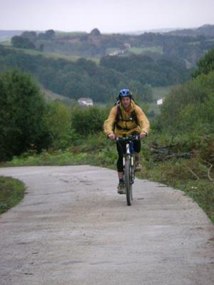 La traversée des Pyrénées en VTT Etape 2