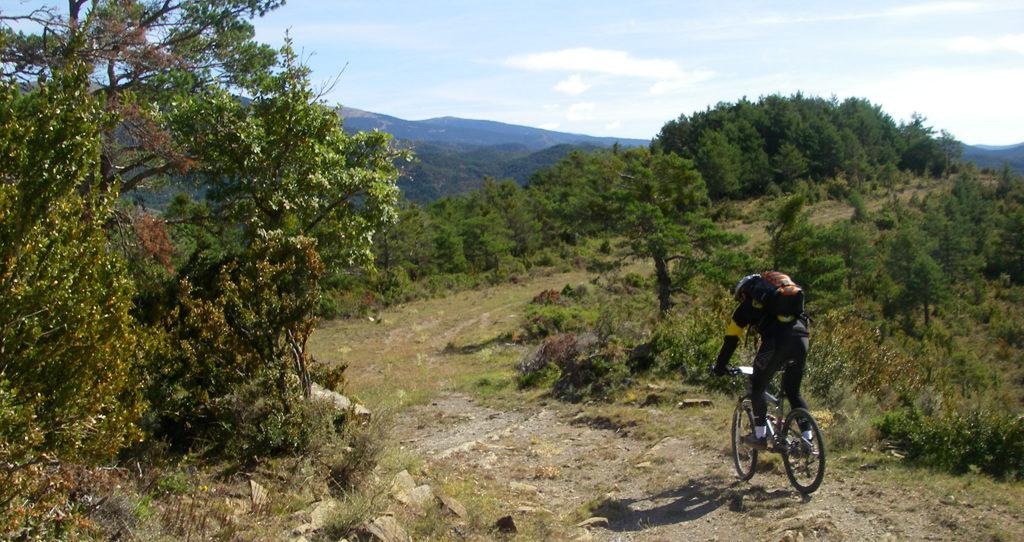 La traversée des Pyrénées en VTT - Etape 4 Isaba Aisa