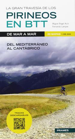 La grande traversée des Pyrénées en VTT (En espagnol)