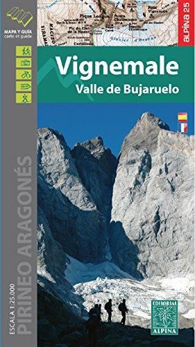 Carte Alpina E-25 Vignemale – Valle de Bujaruelo